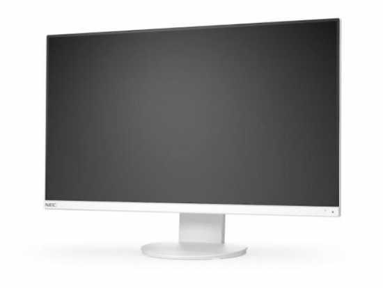 Monitor Multisync E243F IPS DP USB-C Biały
