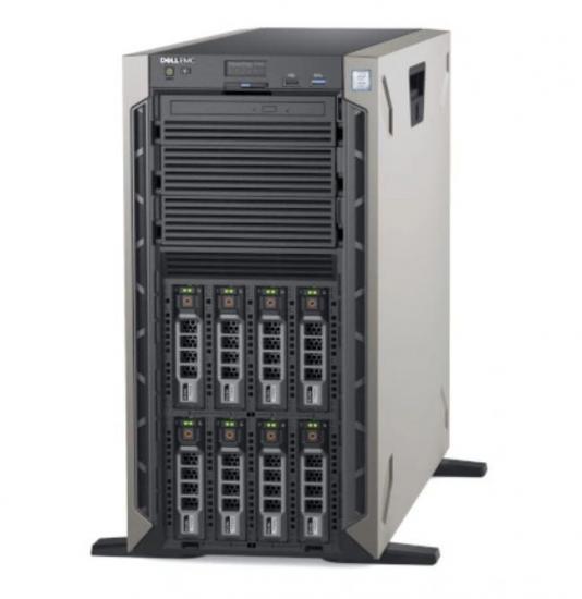 Dell T440 Silver 4210R 16GB 8x3,5 H730 480GB SSD iDEx 2x495W 3Y