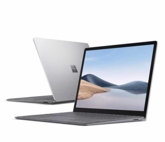 Surface Laptop 4 Win10Pro i7-1185G7/16GB/512GB/Iris Plus 950/13.5 Commercial Platinum Alcantara 5F1-00043