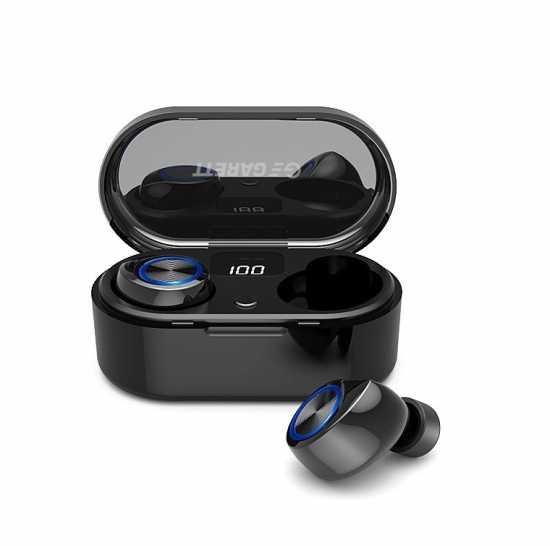 Słuchawki bezprzewodowe Sound Lite Czarne