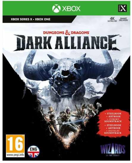 Gra XOne/XSX Dungeons & Dragons Dark Alliance Steelbook Edition