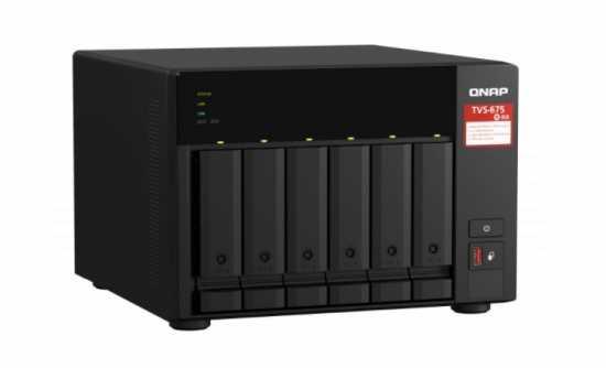 Serwer NAS TVS-675-8G 6x0HDD NAS ZhaoXin KX-U6580 8GB RAM